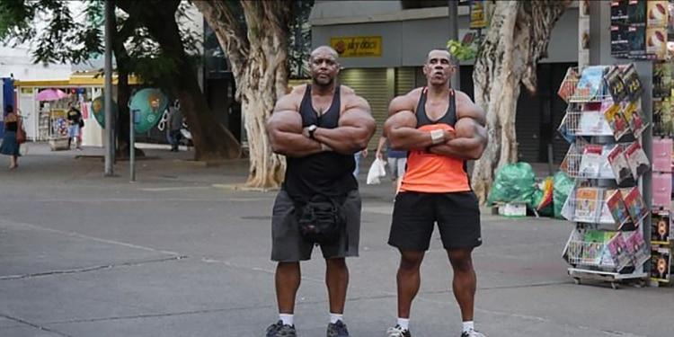 Brasilianske brødre tyr også til brugen af Synthol ud over steroider