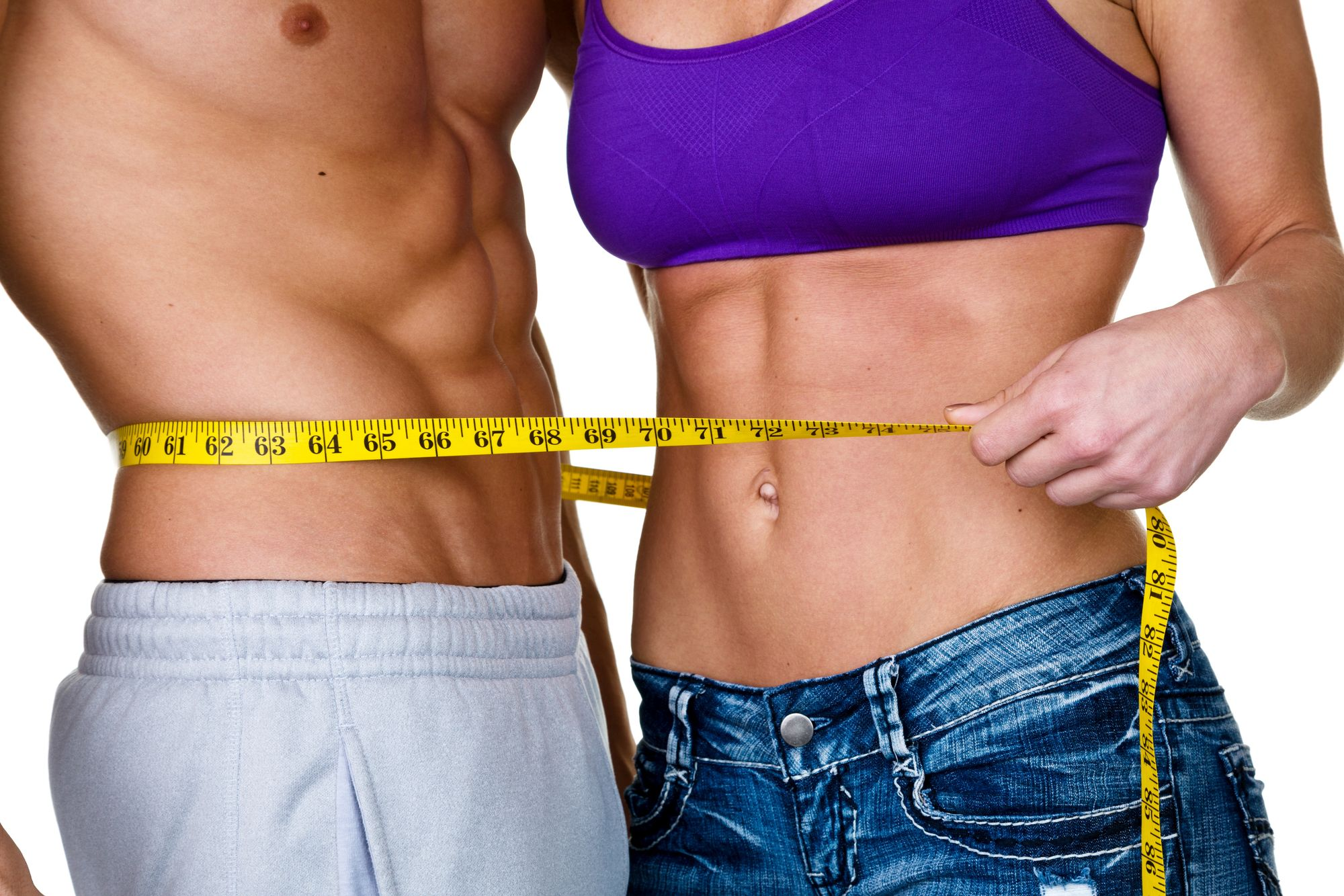 Gå ned i vægt med det samme