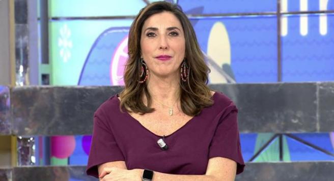Paz Padilla Breaks løs med Pablo Motos